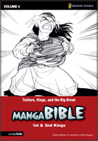 Manga Bible #4: Traitors, Kings, and the Big Break